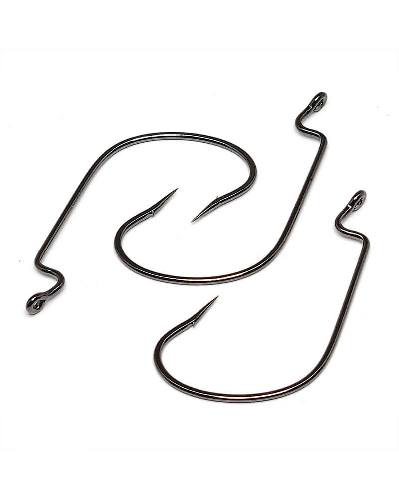Worm Hook, Offset Shank, G-Lock - Group