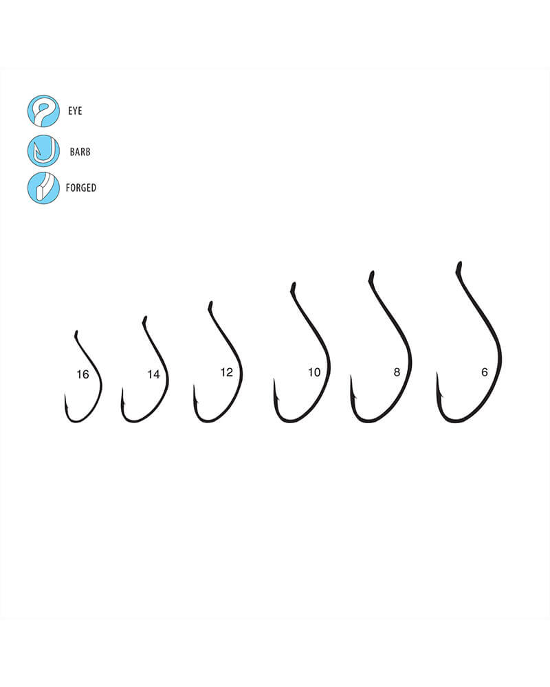 TW Hooks - Line art