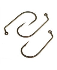 Jig Hook 60 Degree Round Bend – Group