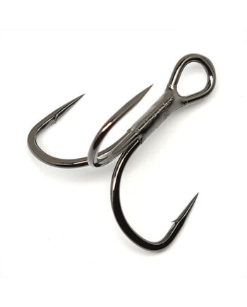 Treble Hooks, Extra Wide Gap (EWG), Short Shank
