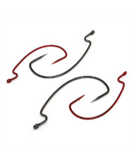 Worm Hooks, Offset Shank, EWG – Group