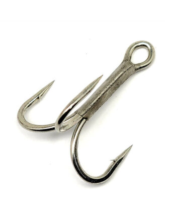 Treble Hooks, 4x Strong - Tin