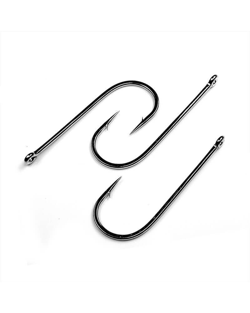 SP11-3L3H Perfect Bend Fly Hook - Group
