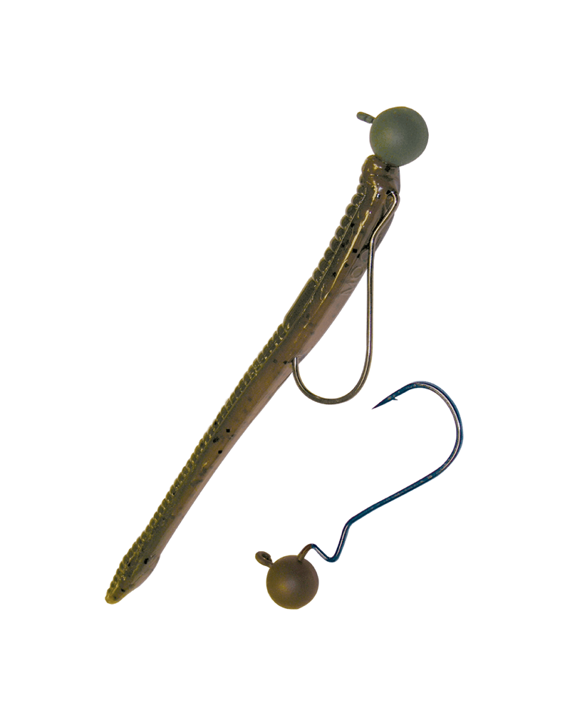 CHOOSE YOUR SIZE Gamakatsu Skip Gap Worm Hooks