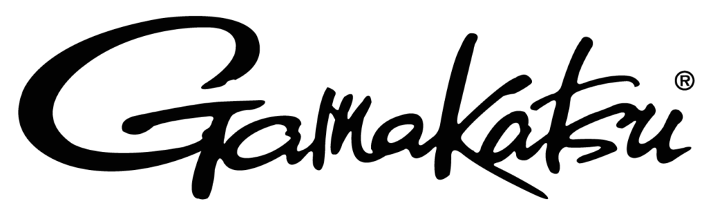 Gamakatsu Logo Black