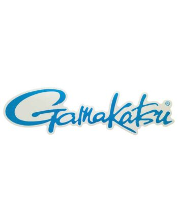 Gamakatsu Carpet Sticker