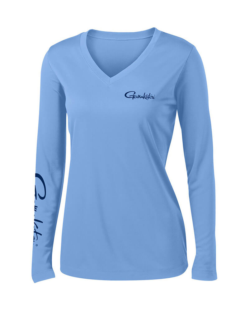 Ladies Performance Long Sleeve Shirt
