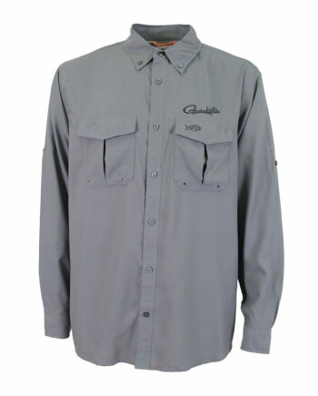 Performance Shirt Long Sleeve - Grey