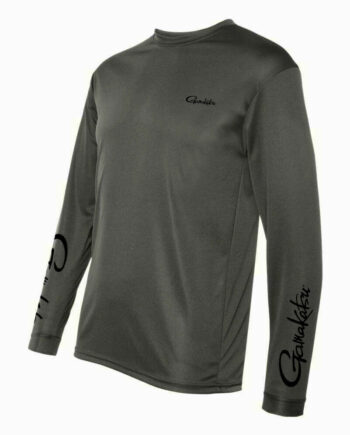 Long Sleeve Performance T-Shirt - Grey
