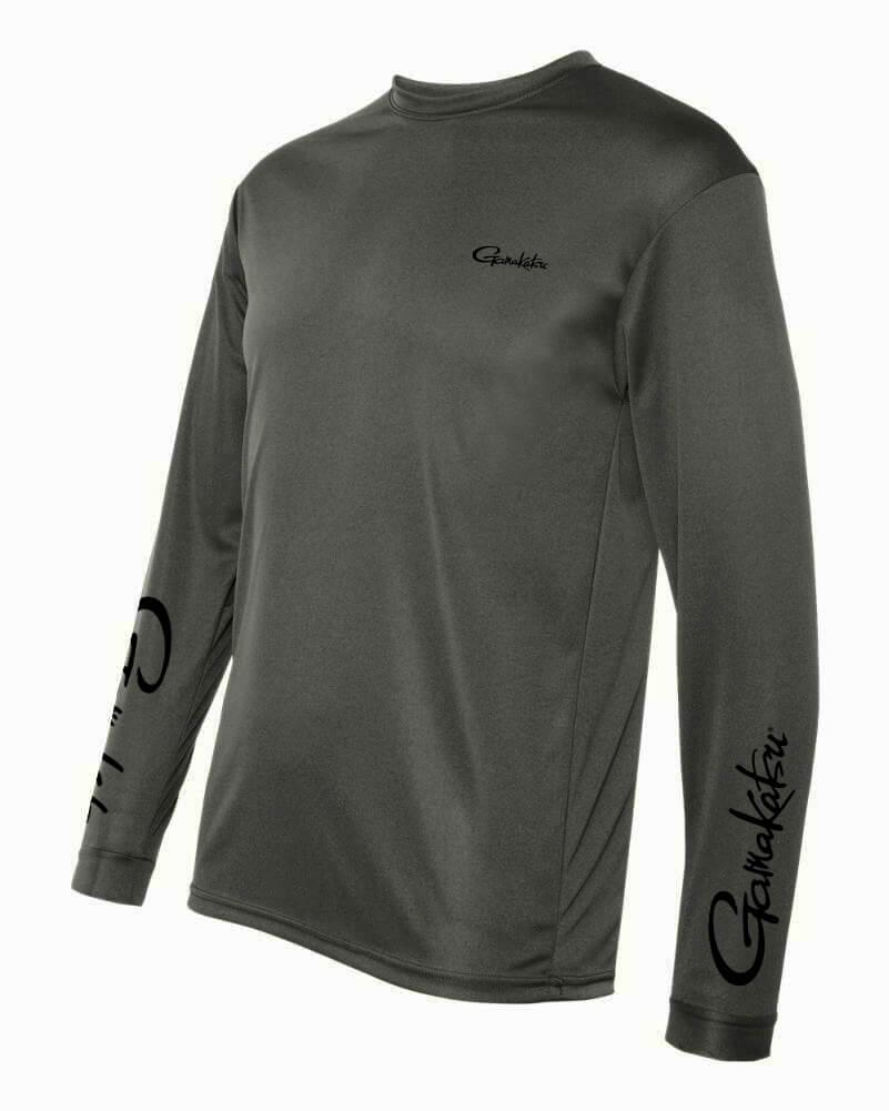 Long Sleeve Performance T-Shirt - Grey